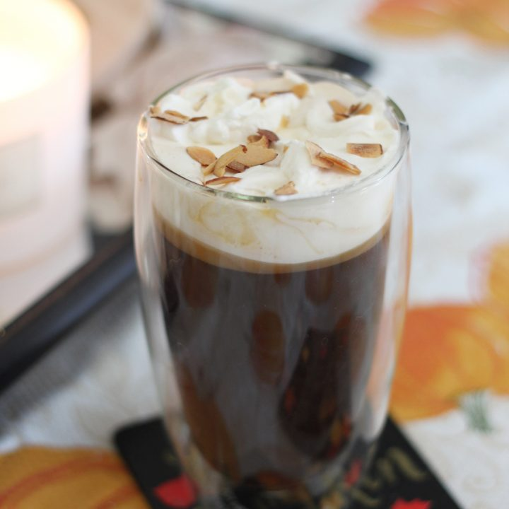 Sugar Free White Chocolate Hazelnut Butter Coffee Low Carb Delish