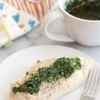 Easy Chimichurri Sauce
