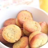 Keto Poppy Seed Muffins