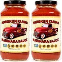 Hoboken Farms Marinara Gourmet Pasta Sauce - No Sugar Added