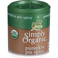 Organic Mini Pumpkin Pie Spic