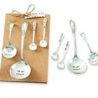 Mud Pie Ladle (Set of 4)