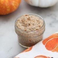 Keto Pumpkin Spice Chia Pudding