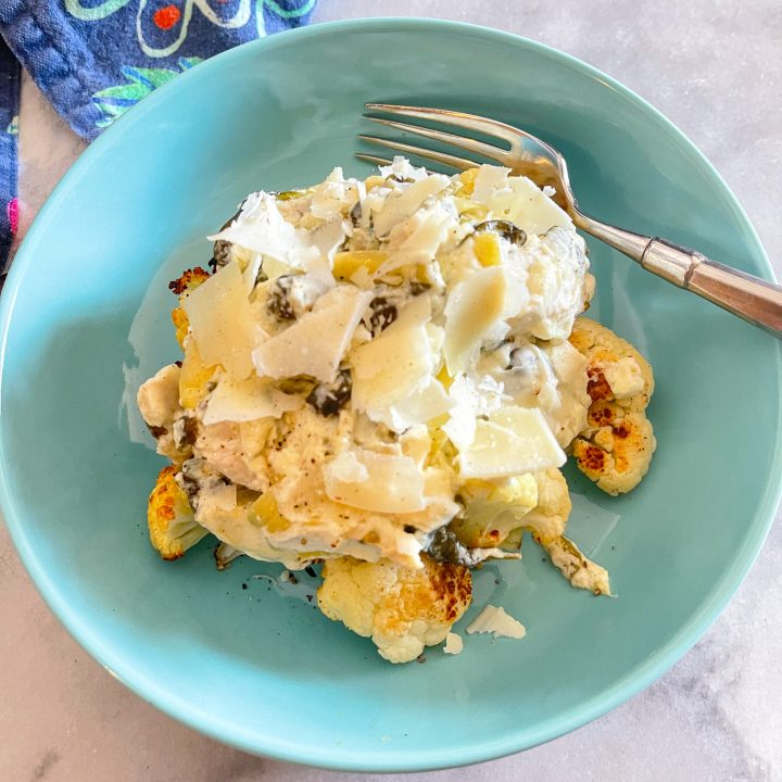 Creamy Lemon Artichoke Chicken