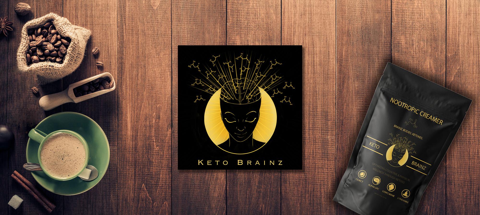 Keto Nootropic Creamer & Products | Keto Brainz Nootropics